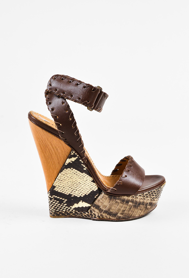Sandals for Women On Sale, Natural, Leather, 2017, 3.5 5.5 7.5 Lanvin