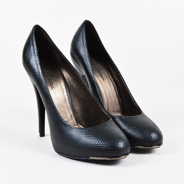 looking for cheap price Devi Kroell Karung Platform Pumps buy cheap for cheap latest gvigCn