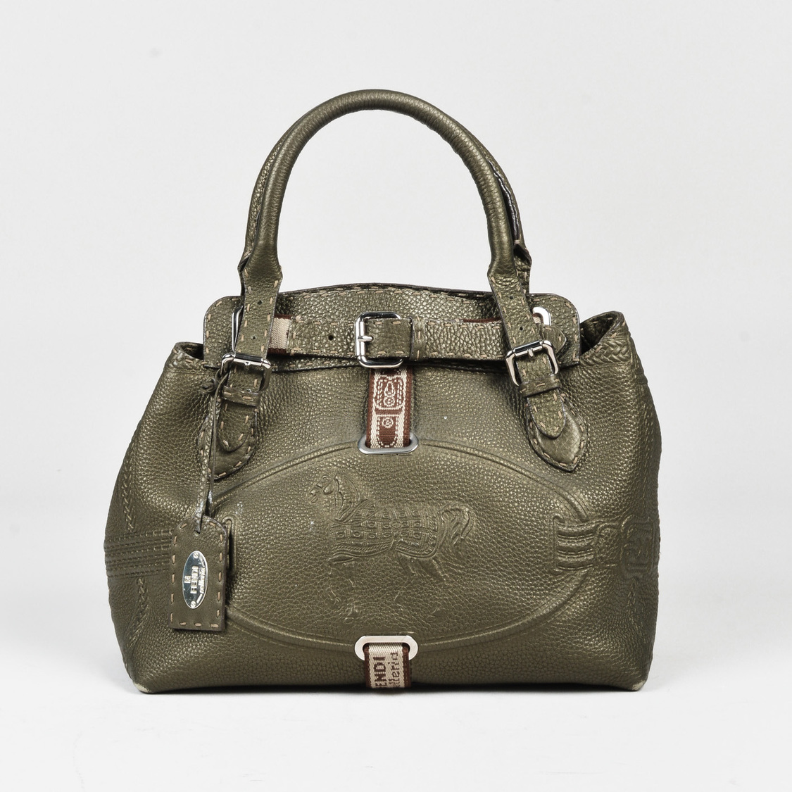 55fab591a12 Details about Fendi $2310 Olive Green
