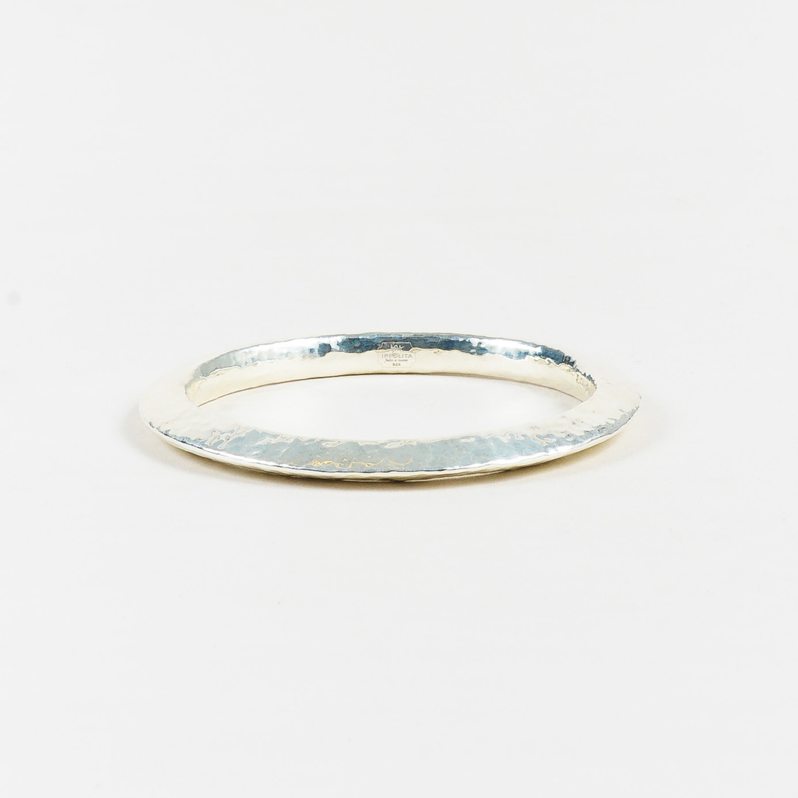 Ippolita Glamazon Knife-Edge Bangle xlDWU