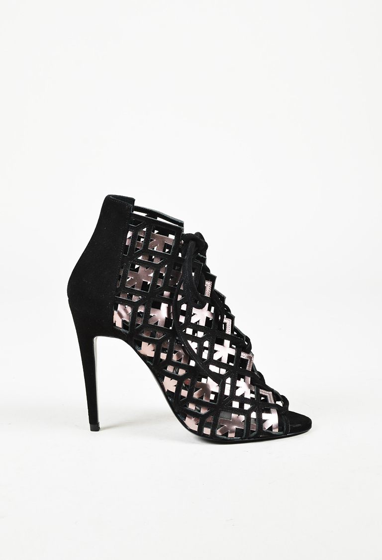 Pumps & High Heels for Women On Sale, Rose, Leather, 2017, 3.5 4.5 5.5 6 7.5 Pierre Hardy