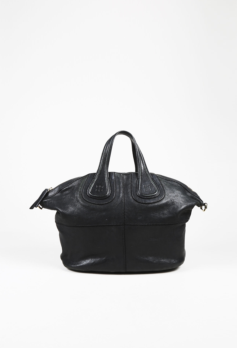 4f08355831 Givenchy. Black Leather