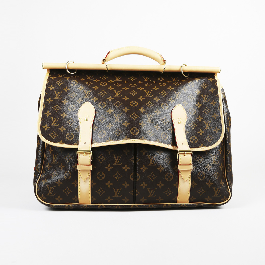 50fdb0ae772 Details about Louis Vuitton Monogram Coated Canvas