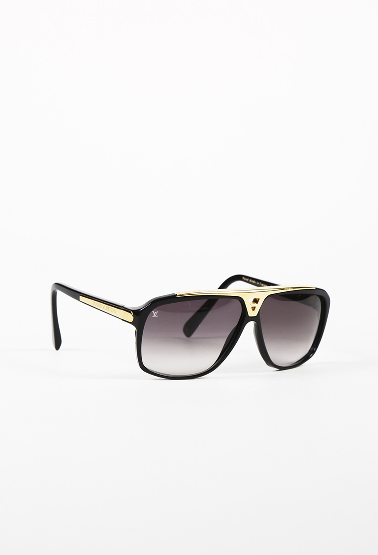 "Black ""Evidence"" Sunglasses Men's"