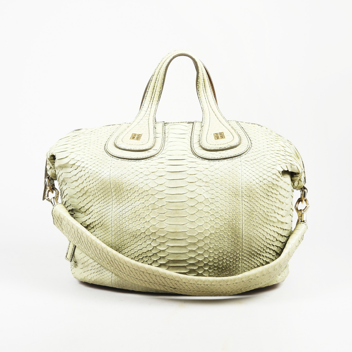 06def734e1 Details about Givenchy Snakeskin Medium