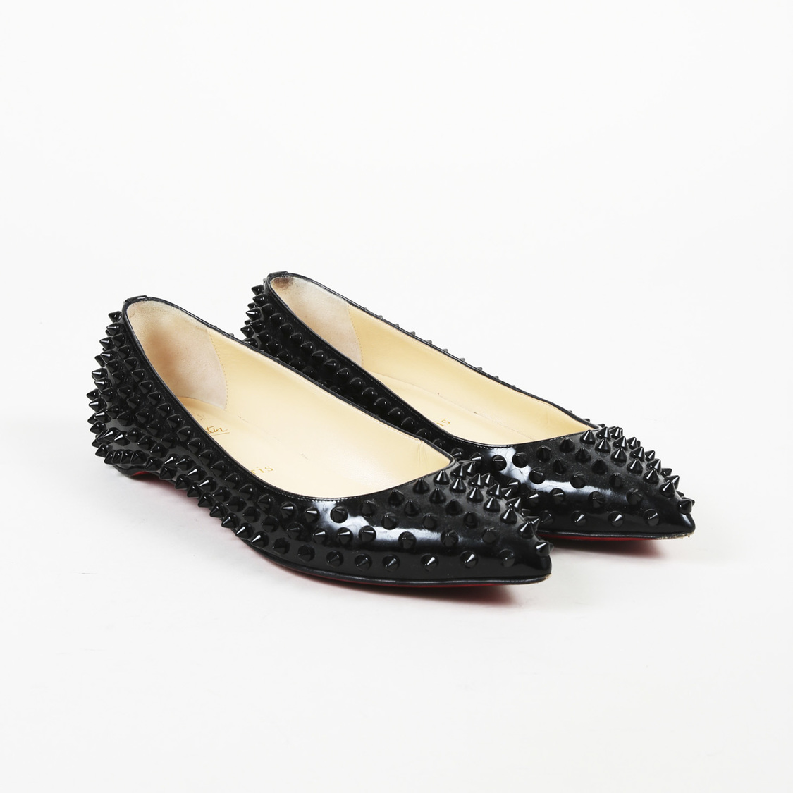 28c37810762 Details about Christian Louboutin Patent Leather