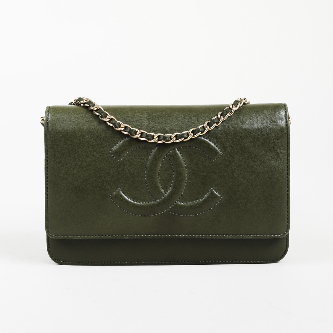 6ccd306c839a Details about Chanel Lambskin Leather