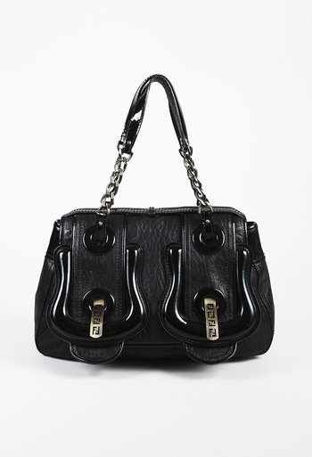 adeb4ffae86a Fendi Patent Leather