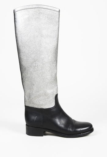 c297d35784c3 Two Tone CC Riding Boots