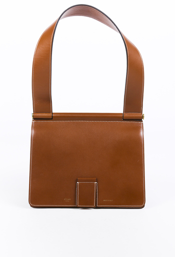f340250bbad Small Tab Leather Shoulder Bag