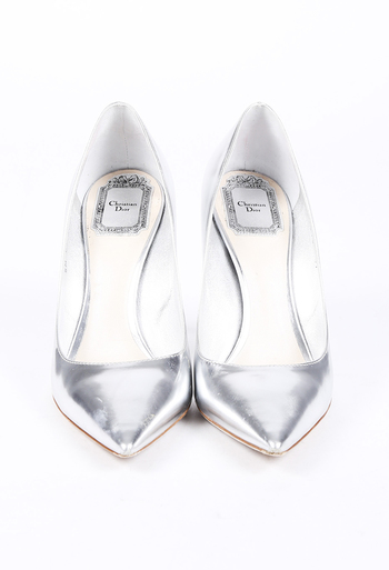 ad5225f3d9 Leather Pointed Pumps