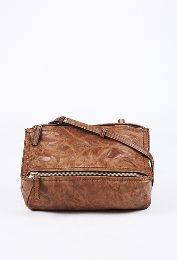 f2f2ee88552 Mini Pandora Pepe Leather Crossbody Bag
