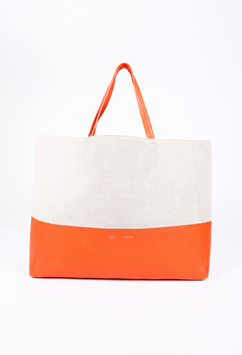 acd32c77c31 Horizontale Cabas Color Block Tote