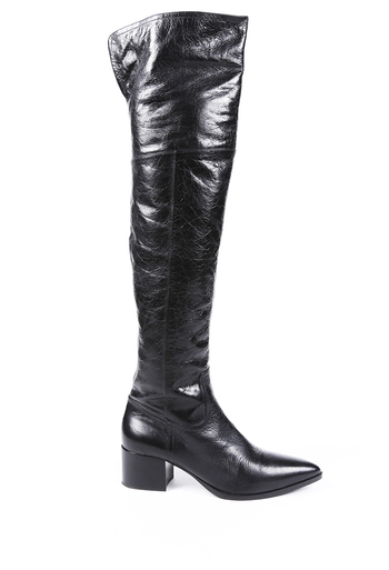 63de82c67f2ed Leather Over the Knee Boots
