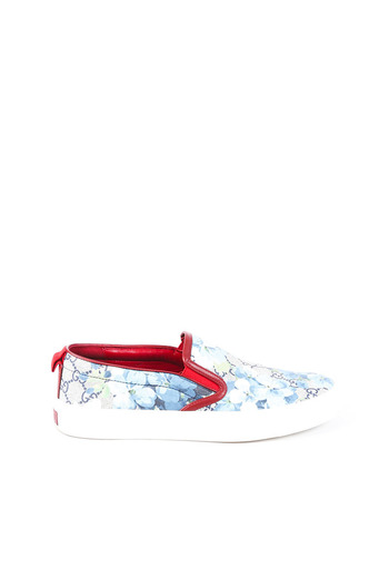 d4c39765a GG Blooms Slip On Sneakers