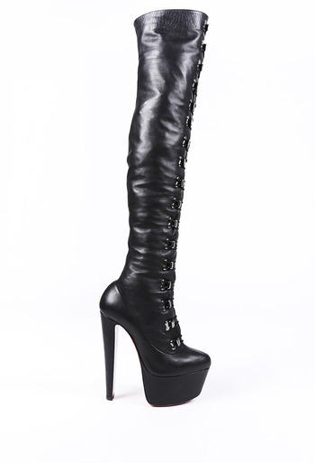 250ada45e29e3 Christian Louboutin. Category. Price. Condition. Maxicroche 160 Over the  Knee Boots
