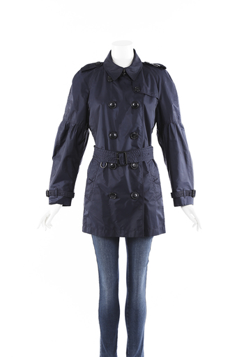 Brit Belted Trench Jacket