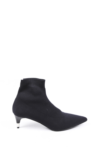 Pointed Sock Boots