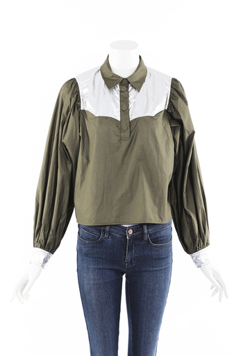 Mica Technical Western Top