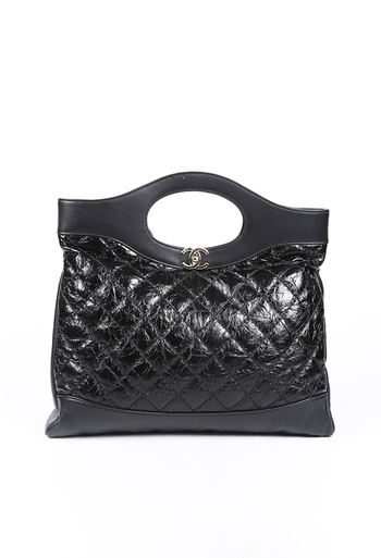 2019 Large Quilted 31 Shopping Bag