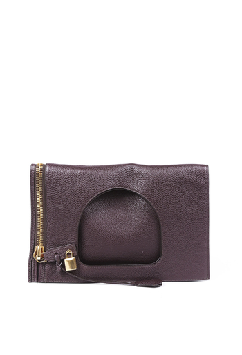Alix Fold Over Clutch