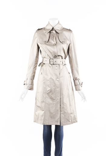 London Coated Trench Coat