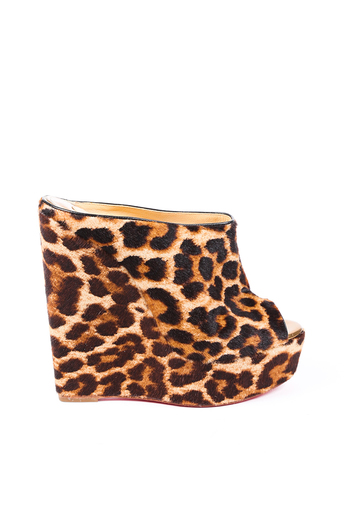 Affiche 140mm Animal Print Wedges