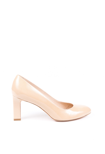 Anne Patent Leather Pumps