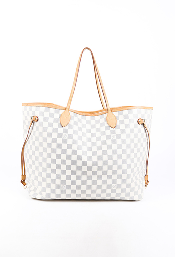 Neverfull GM Damier Azur Canvas Tote