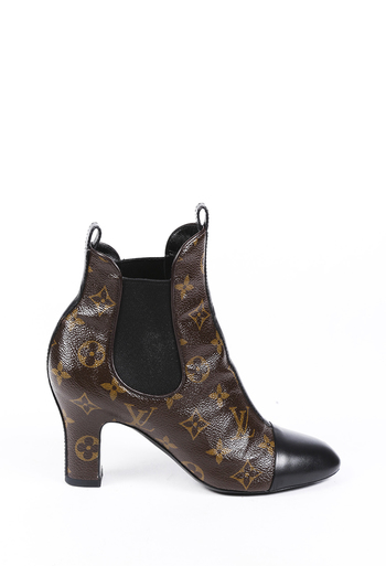 Revival Monogram Ankle Boots